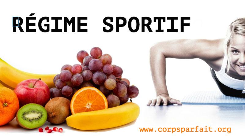 regime-sportif