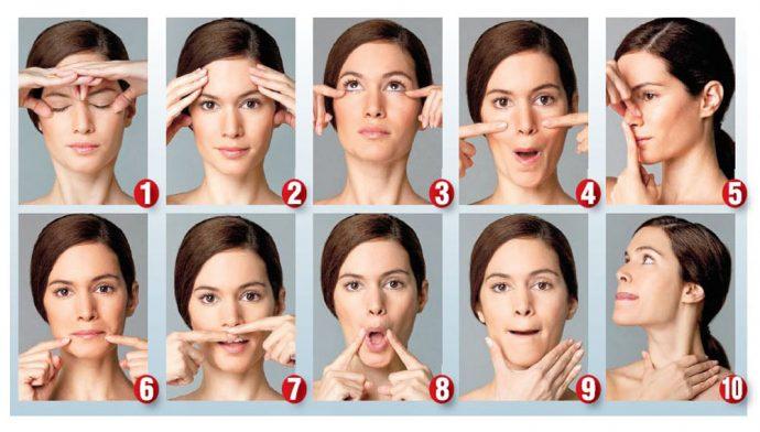 Comment maigrir des joues et leur rendre leur tonicité?