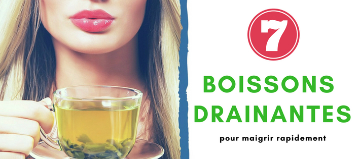 drainant minceur naturel efficace